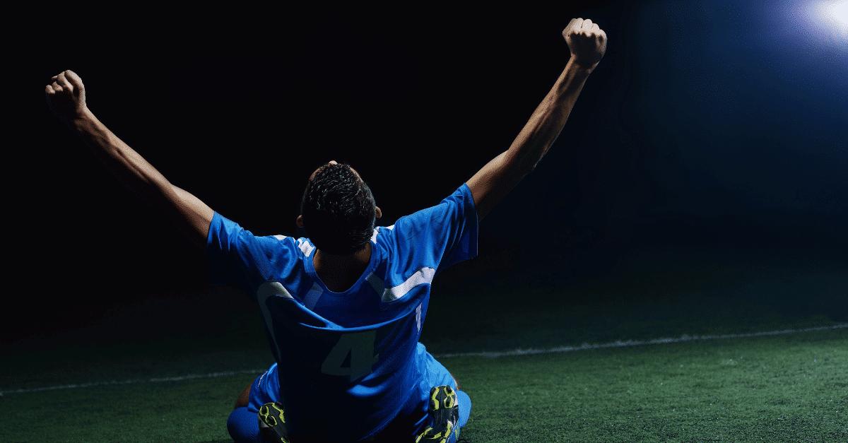 Mentaltraining Fußball